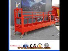 Economic Zlp 630 Swing Stage Suspension Unit