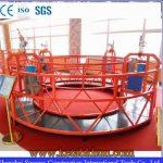 Electric Crane Basket Suspended Working Platform