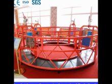 Electric Lift Suspended Platform