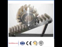 Electric Rack And Pinion Manufacturers