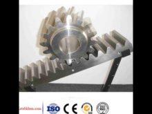 Electric Rack Pinion Steering, Steel & Steeless Gear Rack And Pinion Wheel