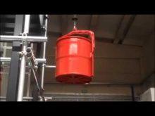 ELECTRIC ROPE  HOIST  200 /400 KG