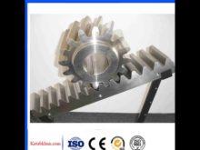 Electric Window Opener High Precision Gear Rack