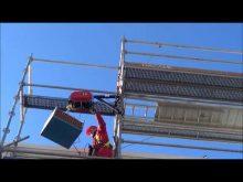 ELEVADOR ELECTRICO PARA CONSTRUCCION