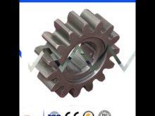 European Standard Gear Rack And Pinion Gear