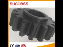 Excavator Spare Parts & Pinion Gears Ring For Concrete Mixer & Rotavator Gear Ring