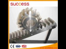 Factory Directly Supply High Quality Cut Teeth Heat Treatment C45 Racks