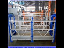 Factory Glass Cleaning Lift Tables