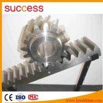 Factory Iso Ce Rosh Sgs Certified Metal Spur Gears And Racks