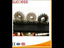 Factory Oem Odm High Precision 40cr Racks And Pinions