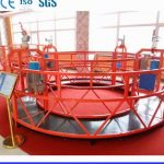 Factory Price Electric Mobile Swing Stage