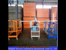 Factory Price Round Basket Construction Platform