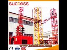 Factory Price Sc200 1 3m Cage Construction Hoist, Building Lifter