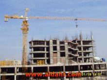 Flat Top Crane Qtz63/PT5610