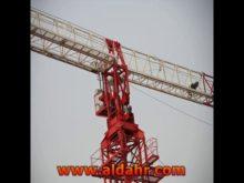 Flat Top Jib Crane with Load 6t