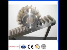 Flexible Steel Gear Racks For Industrial Usage