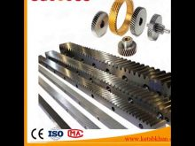 Forging Pinion Gears Ring Concrete Mixer & Gear Ring For Forlarge Capacity Excavators Parts