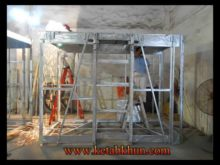 Frequency Passenger Building Construction Goods Lift Industrial Elevator