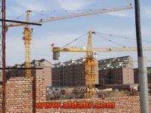 g r t tower cranes