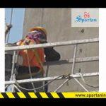Gandola Spartan's Rope Suspended Platform