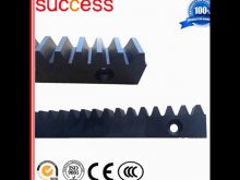 Gear Rack And Pinion For Construction Hoist,Flexible Gear Racks