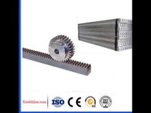 Gear Rack And Pinion For Construction Hoist,Spur Gear Reducer