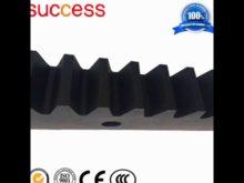 Gear Rack With Teeth Harden