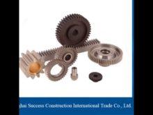 Gear Racks And Pinions For Cnc Machines, Nylon Gear Rack