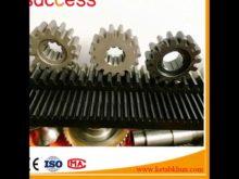 Gjj Baoda Hoist Parts Construction Hoist Gear Rack