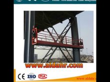 gondola machine high building cleaning equipment suspended platform