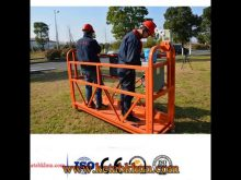 GondolaCradle Suspended Working Platform Boom Lift
