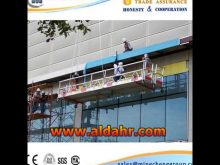 good high building suspended platform distributor