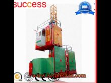 Good Quality Building Elevating Equipment