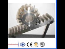 Good Quality Rack Pinion Linear Motion Rack And Pinion Material