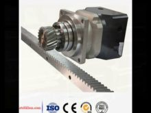 Good Quality Steel Gear Rack Rack And Pinion Gears For Driving