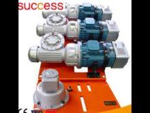 Good Synchronization Performance Steel Rack And Pinion Gear