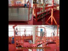 Gost Approved Mast Climbing Work Platform, Zlp800