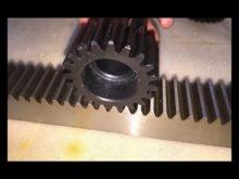 Grinding Gear Wheel M1 M6