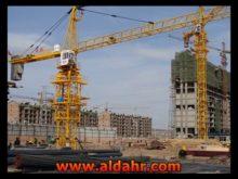 Hammered Tower Crane Qtz50 5010
