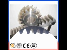 Helical Gear Rack For Cnc Machine