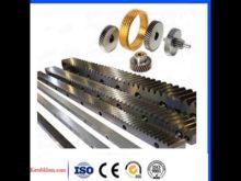 Helical Gear Rack M1 25, M1 5 Best Supplier