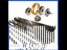 Helical Gear Rack,Helical Gear Rack And Gear,Zinc Plated Gear Rack