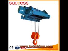 High Performance Electric Construction Hoist 2 Tons From Factory