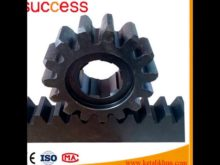 High Positioning Accuracy Steel Rack And Pinion Gear