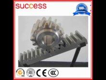 High Precision 40cr Steel Cnc Gear Rack And Pinion