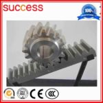 High Precision And Quality Gear Rack And Pinion Design For Cnc Machine