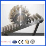 High Precision Cnc Steel Gear Rack And Pinion M1,M2,M5,M10