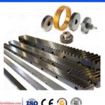 High Precision Gear Racks And Pinions For Cnc Machines