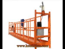 High Quality Ce Iso Aerial Suspended Platform