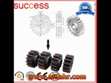 High Quality Construction Hoist Reducer Dedicated Worm and Worm Gear Supplied by Manufacturer